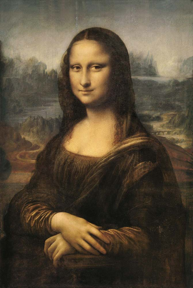 Mona Lisa can teach you a few things about leadership.